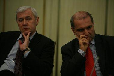 Garegin Tosunyan and Anatoly Aksakov