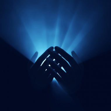 Light in hands