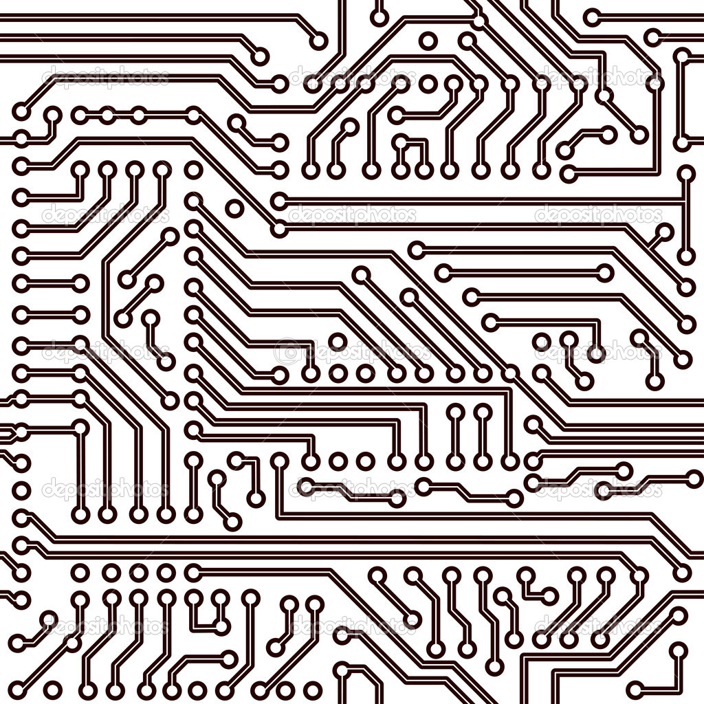 Seamless circuit board Background texture pics, Stock Photos all sites