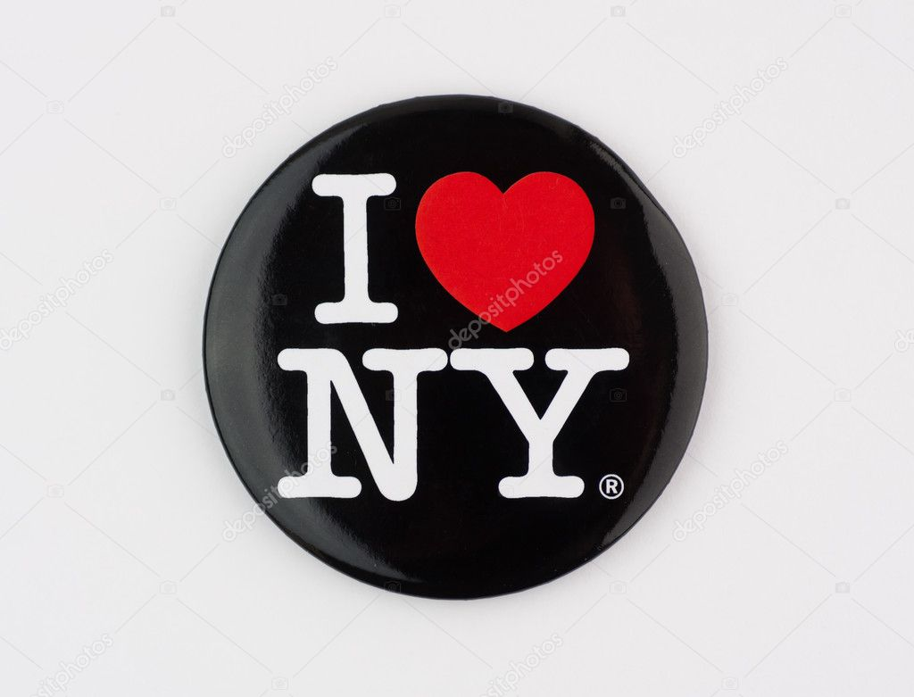 I love new york badge stock editorial photo jbk photography 8795411 i love new york badge stock photo altavistaventures Image collections