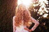 Photo Stunning bridal hair