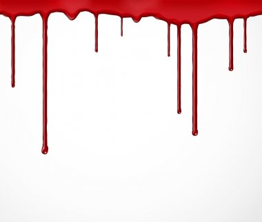 Background with blood