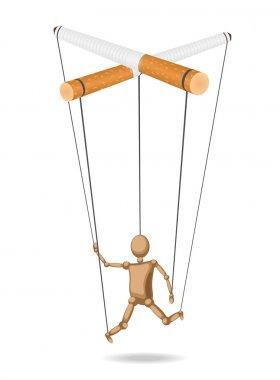 Concept of cigarettes