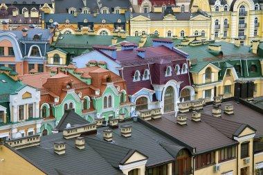 Roofs and attics