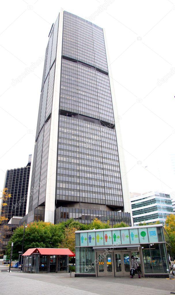モントリオール証券取引所タワー...