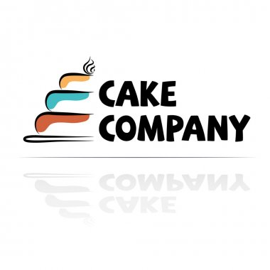 Logotype for a confectioner's