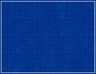 Blueprint Background stock vector