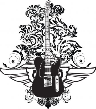 Electric Guitar design