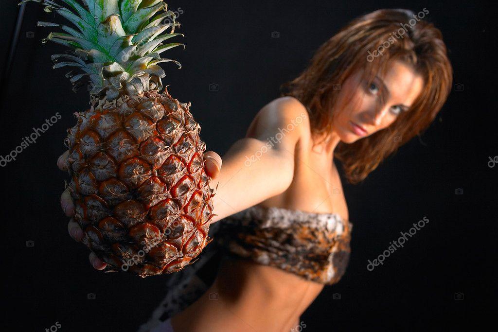 ххх ананас в зад - 3