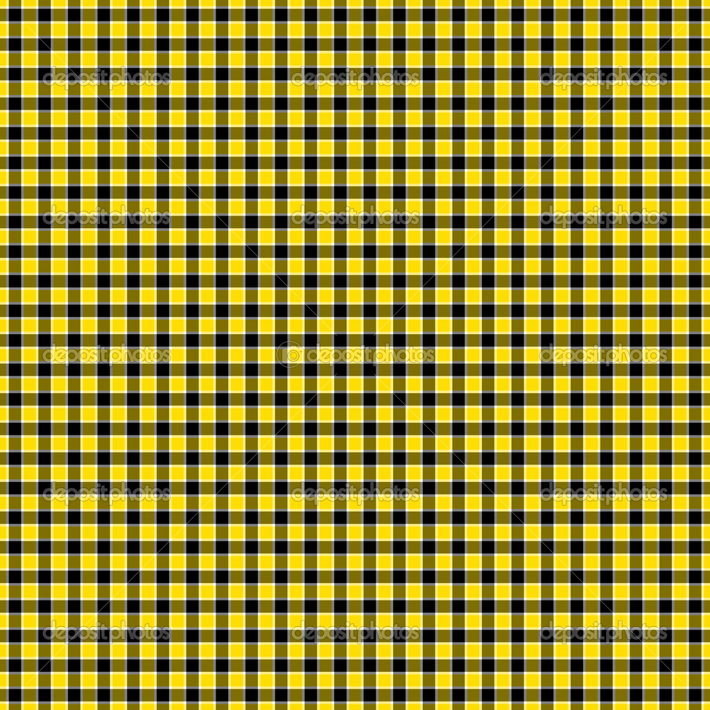 Black And Yellow Checkered Wallpaper Seamless Black Yellow