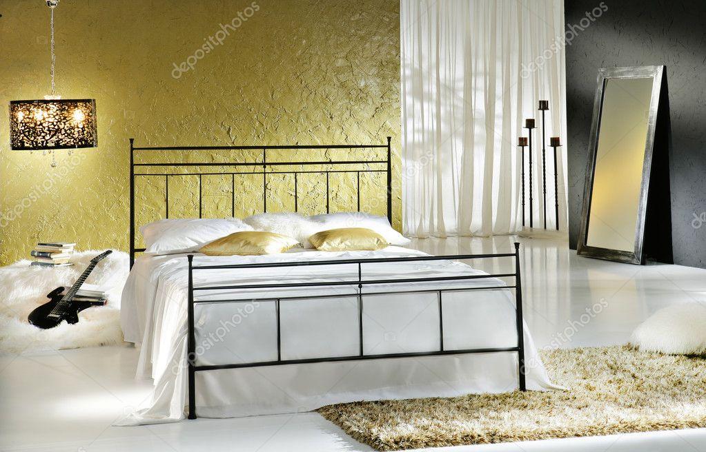 chambre à coucher romantique — Photographie nastazia © #10592239