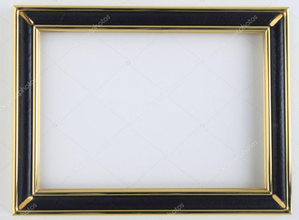 marco de madera pintada — Fotos de Stock © yoshiyayo #9367155