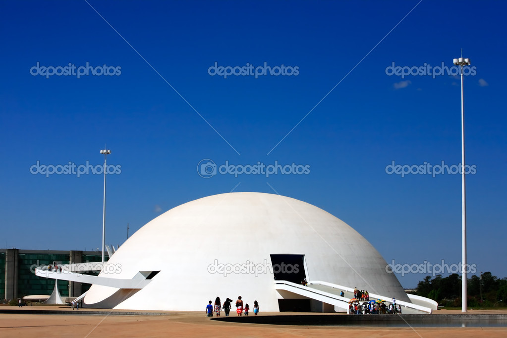 die kathedrale von brasilia redaktionelles stockfoto stylepics 9708325. Black Bedroom Furniture Sets. Home Design Ideas