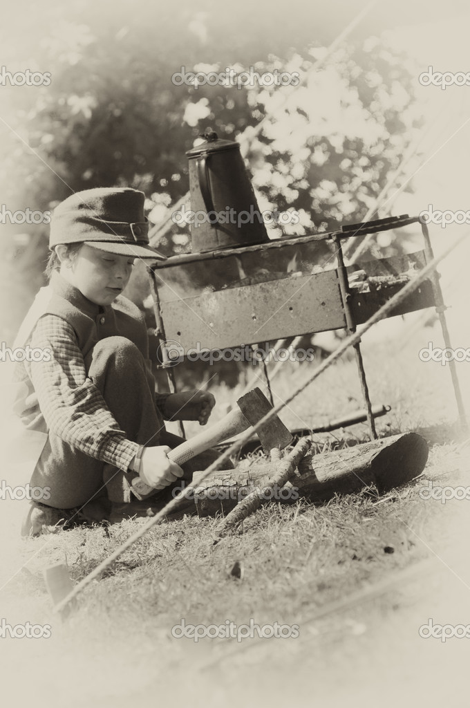WW2 German Boy – Stock Editorial Photo © Stefanedwards1 #10496904