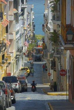 Old Puerto Rico Street