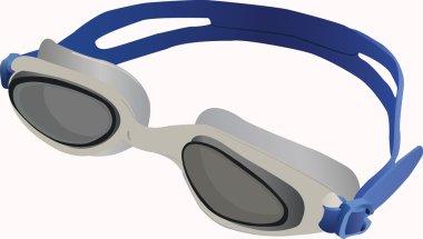Goggles swimming