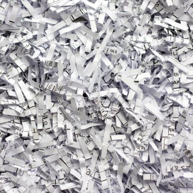 Cutted paper background