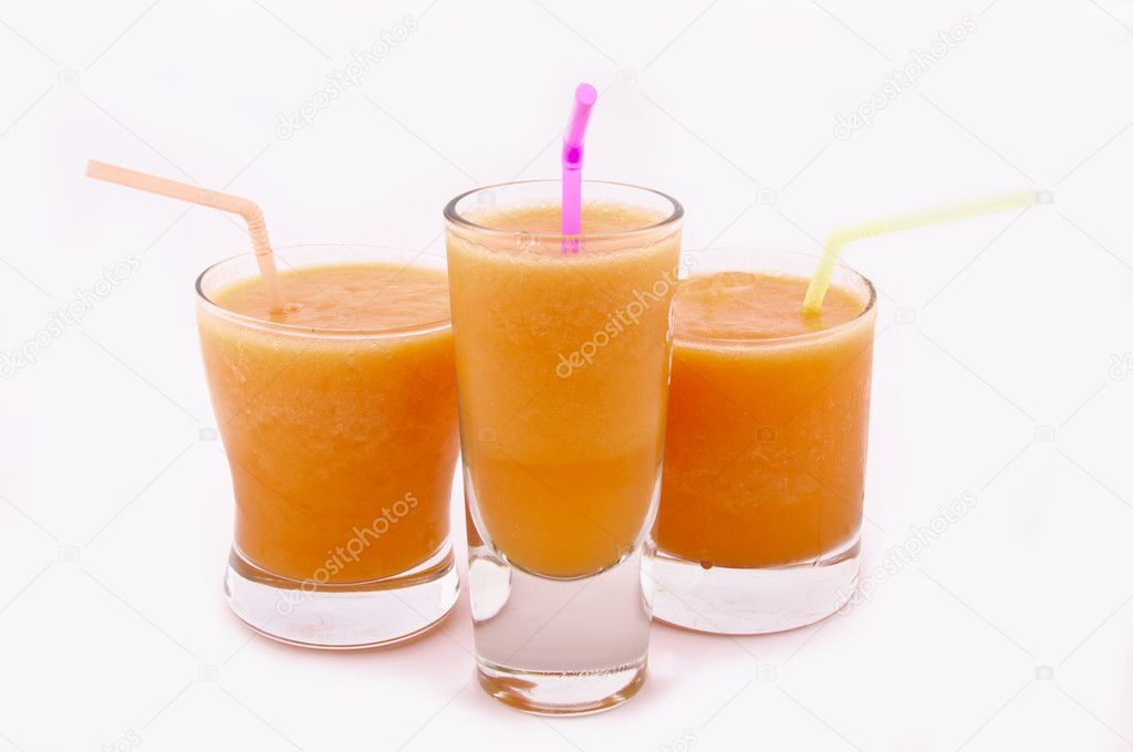 Smoothy juices