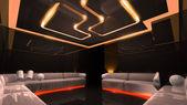 Narancssárga elektronikus luxusszoba