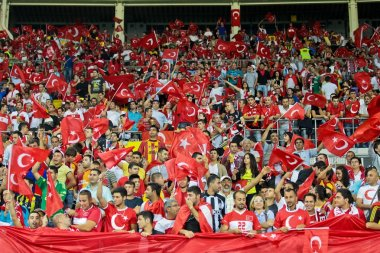 Austria vs. Turkey