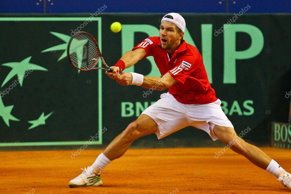 Tennis Davis Cup Austria vs. France