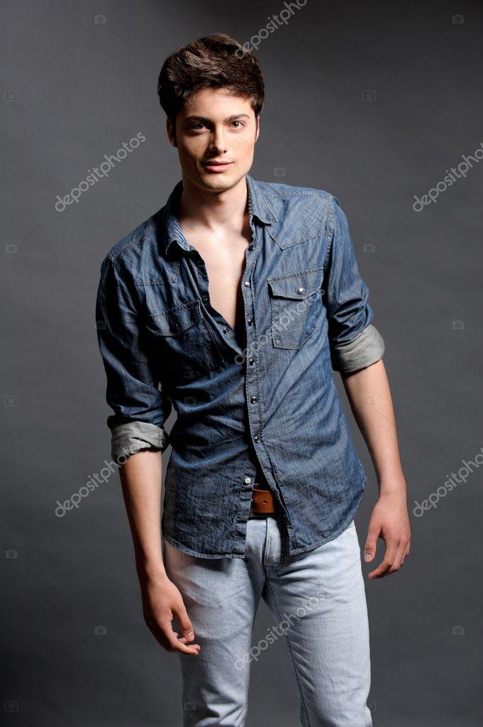 Male Fashion Photography Outside