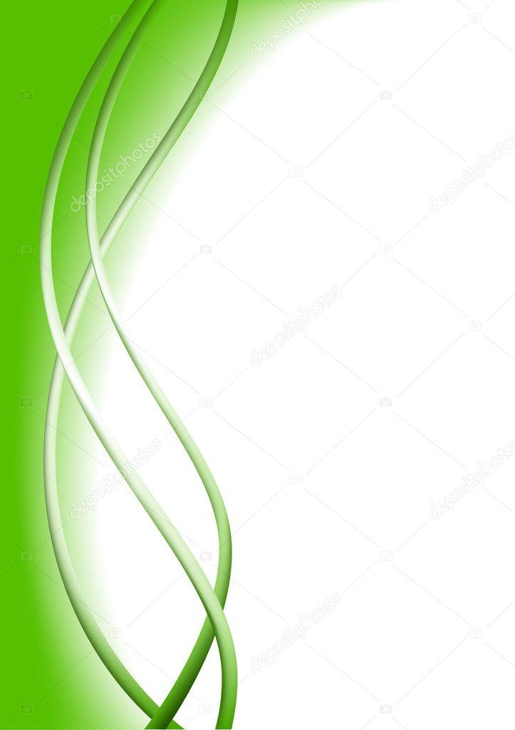 Fondos elegantes verdes