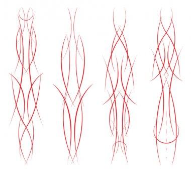 Pinstripe Set