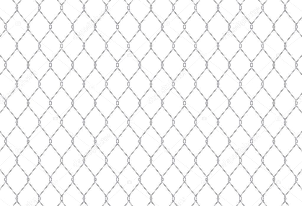 chain link fence vector. Chain Link Fence Seamless Pattern Can Be Tiled Seamlessly \u2014 Vector By CaptainPrince