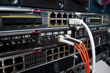Server connections.