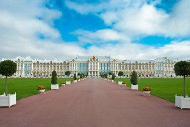 Catherine Palace. Tsarskoe Selo