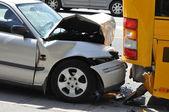 Fényképek autóbalesetben