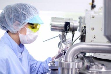 Sterile Environment - Pharmaceutical Factory