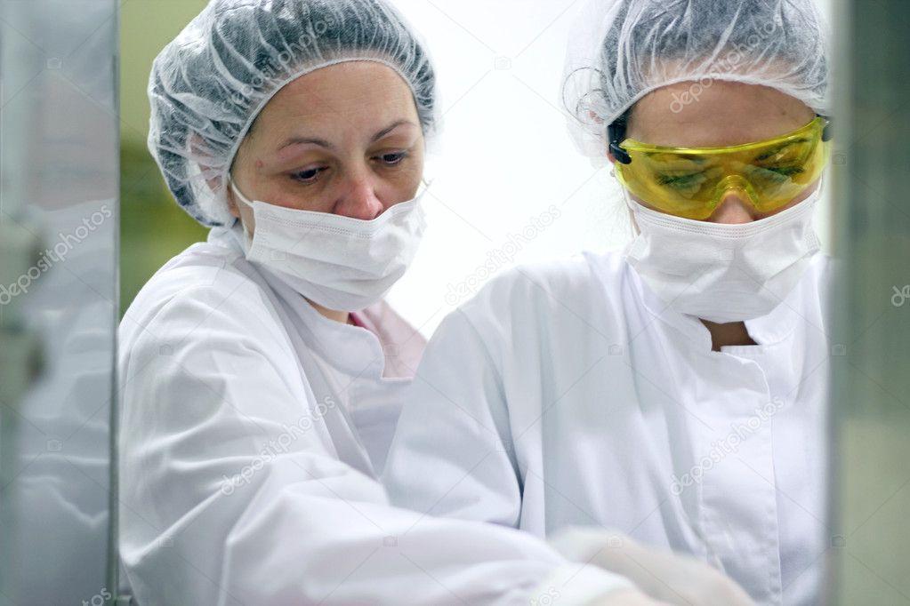 Pharmaceutiacal Workers
