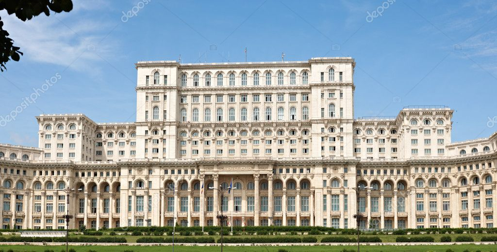 Parte del parlamento rumeno foto stock mazzachi 9149118 for Immagini del parlamento