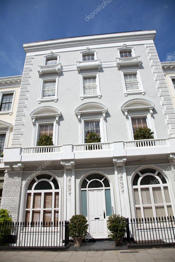 Vecchie case inglesi foto stock tommyandone 9169293 for Case inglesi foto