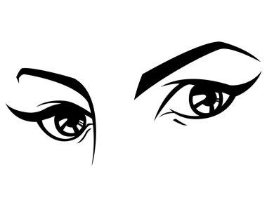 Feminine Eyes Two
