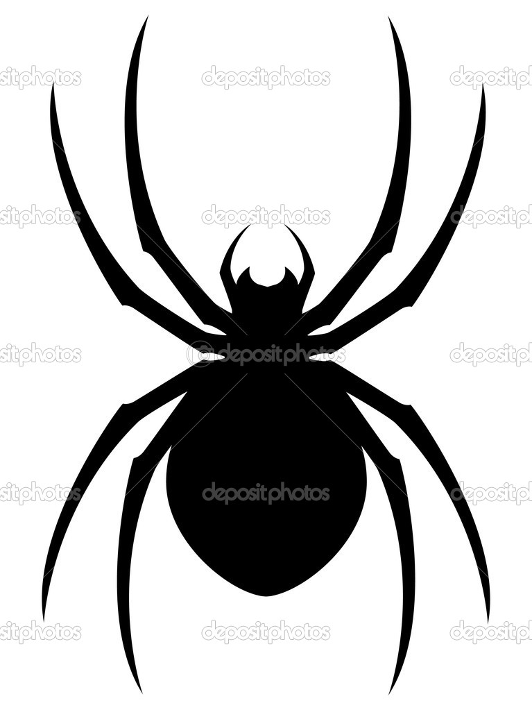 vector spider graphic stock vector jrmurray76 9209782 rh depositphotos com spyder victor 2 spyder victor reviews