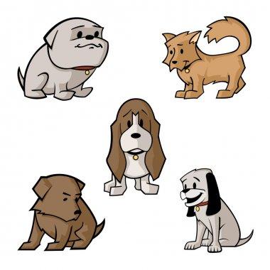Vector Puppies