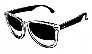 Vector Plastic Sunglasses