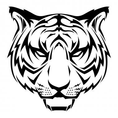 Vector Tiger Heard