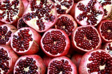 Ruby of the pomegranate