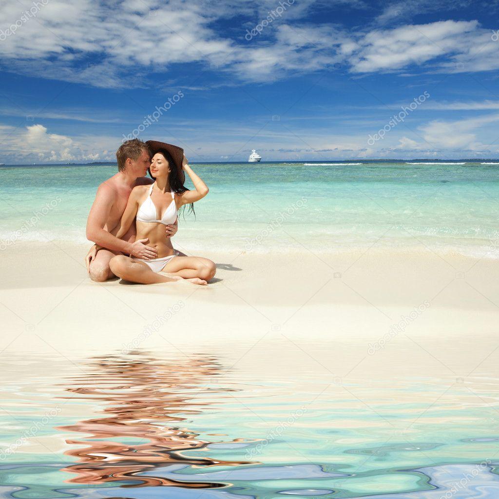 Видео с отдыха молодой пары согласен