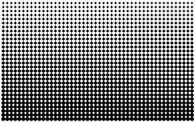 Halftone Offset Background
