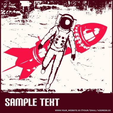 Retro Space Travel