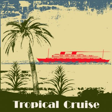 Tropical Cruise Background