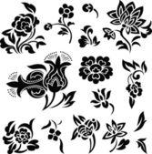 Virág illusztráció