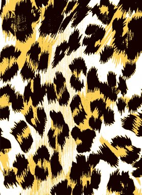 Animal abstract print pattern