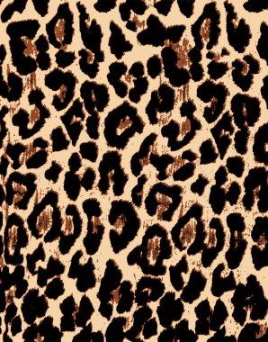 Abstract animal skin pattern