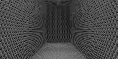 Sound-Proofed Room